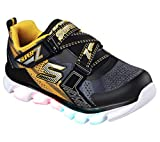 10. Sketchers Hypno Flash Z Strap Light Up Sneaker for Boys