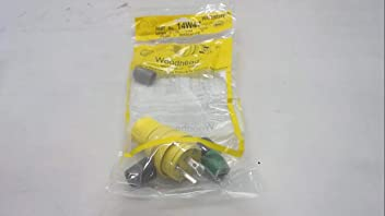 MOLEX//WOODHEAD 103000A01F120 CABLE ASSEMBLY STR 3POS RECPT TO STRIP END 12FT//3.66M