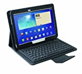 eWonder(R) Wireless Bluetooth Keyboard Case for 10
