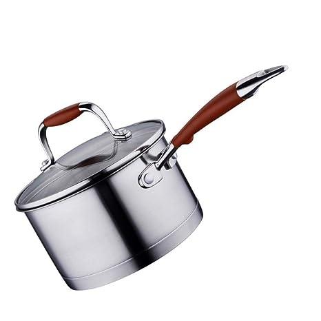 LULUDP Batería de Cocina Sartenes y ollas Cacerola Acero ...