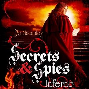 Inferno: Secrets & Spies, Book 3 Audiobook