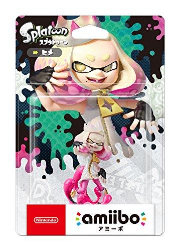 Nintendo Amiibo Pearl (Splatoon series) Japan Ver. (Best Pearls To Purchase)