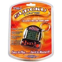 Sudoku Nano Mini Sudoku Game with Keychain, Color Varies