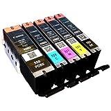 5 Originale Canon Druckerpatronen PGI-550 CLI-551 für MG5650, MG6450, MG7150, MG5550, IP7250, MG5450, MG6350, MX725, MX925x iX6850, IP8750, MG7550, MG6650 SETUP