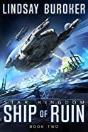 Ship of Ruin by Lindsay Buroker (Star Kingdom #2)