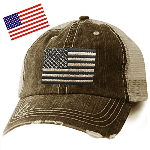 Usa Caps American Flag - 8