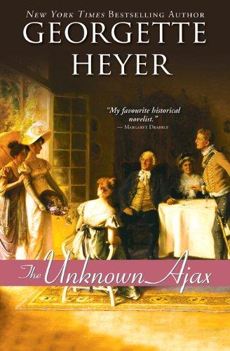 The Unknown Ajax (Regency Romances Book 19)