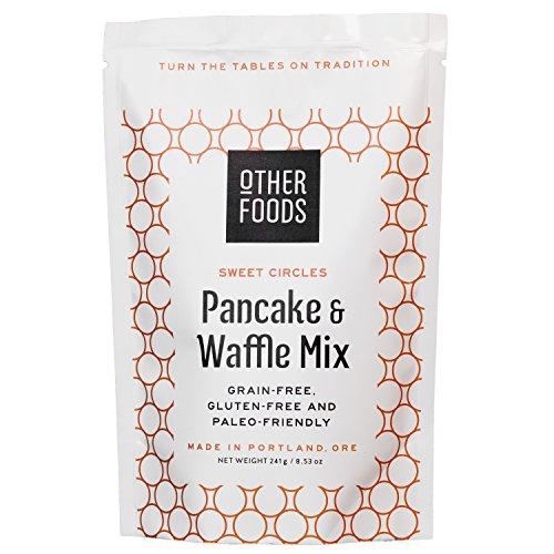 Other Foods Gluten-Free Paleo Pancake & Waffle Mix Blended Waffle Mix