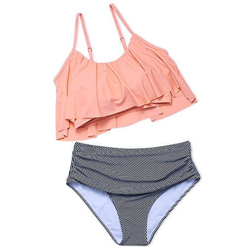 Bandea Womens Waist Flounced Bikini product image