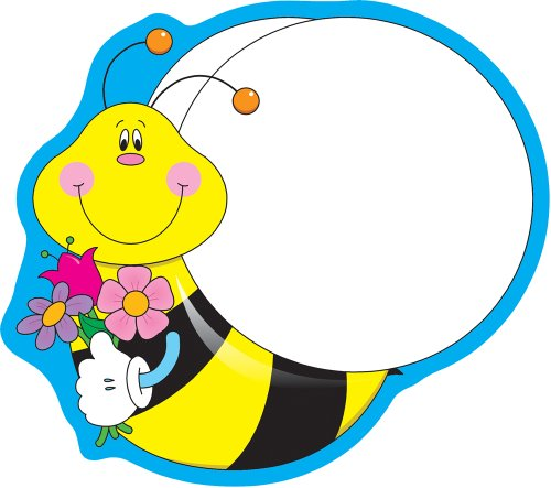 Bees Cut-Outs]()