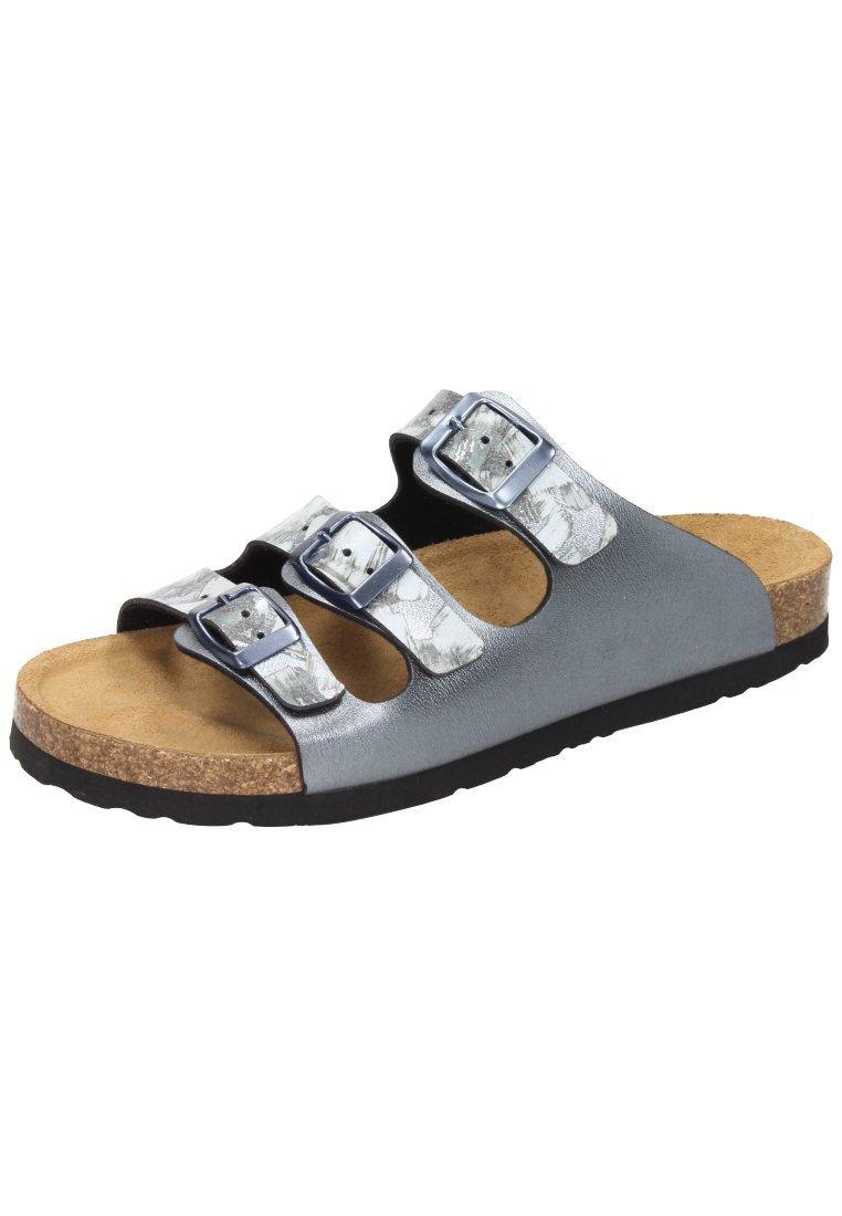 Zapato de señora Dr.Brinkmann 701150-92 plata 36 EU silber