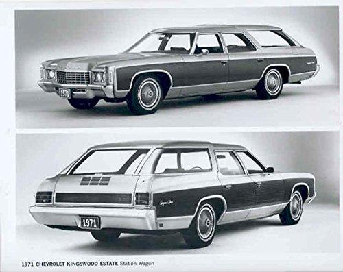 1971 Chevrolet Kingswood Estate Station Wagon Photo Chevrolet Kingswood Wagon