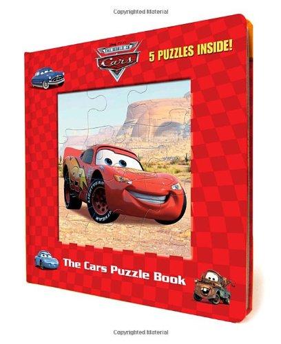 Cars Puzzle Book (Disney/Pixar Cars)
