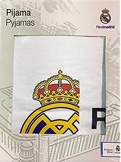 Pijama Real Madrid Adulto invierno - L