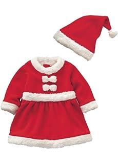 2083e07bdb08d Cosanter Pyjama Et Bonnet en Polyester Ensemble Combinaison Bordé  Grenouillère Déguisement Bébé Enfant Nœud Papillon Blanc