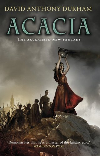 """Acacia - War with the Mein Bk. 1"" av David Anthony Durham"