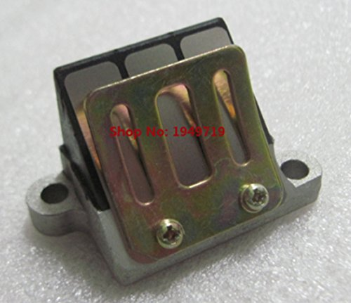 scooter Condition motorcycle AG50 intake reed valve for Suzuki 50cc AG 50 air system ()