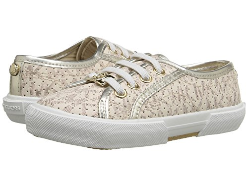 Michael Kors Girl's IMA Boerum Fashion Sneaker Vanilla - Kors Kids Michael