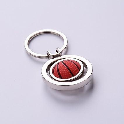 ZPL 3d Deportes llavero bola de baloncesto llavero clave ...