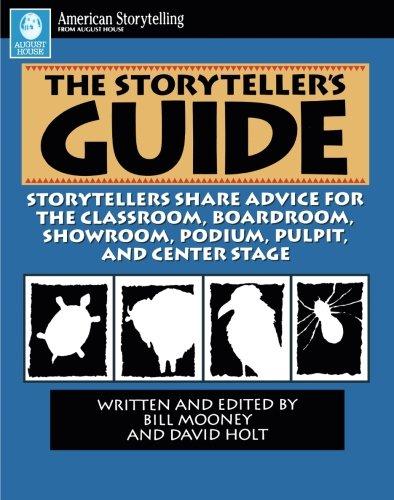 The Storyteller's Guide (American Storytelling)