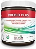 Cutting Edge Cultures Prebio Plus Prebiotic Fiber Powder BEST Custom Blend of Organic Prebiotic Fibers Dietary Supplement 8 oz For Sale