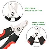 Ezire Pet Nail Clippers, Dog Nail Clippers and