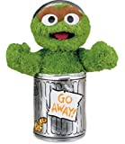 "Oscar the Grouch - 10"" Soft Toy - Sesame Street - by Gund"