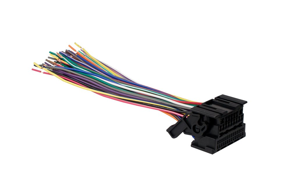 amazon com metra 71 2106 gm oem wiring harness 44 pin car electronics rh amazon com GM Wiring Harness Diagram gm oem trailer wiring harness