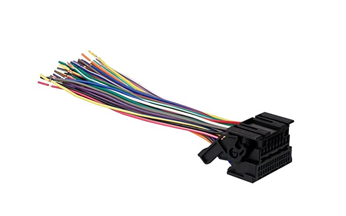 amazon com metra 71 2106 gm oem wiring harness 44 pin car electronics rh amazon com gm factory radio wiring harness EZ Wiring Harness Diagram Chevy