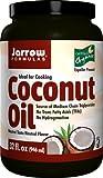 Jarrow Formulas Coconut Oil, Supports Cardiovascular Health, 32 fl. Oz.