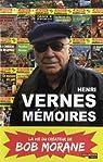 D'Henri Vernes à Bob Morane par Vernes