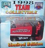 NHL Mini Zamboni Carolina Hurricanes 1998