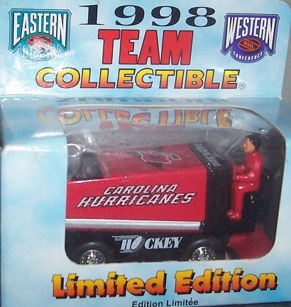 NHL Mini Zamboni Carolina Hurricanes 1998 by NHL