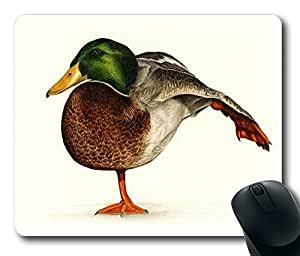 """Mallard Ballet Durable Rubber Customized Mousepad Rectangle Mouse Pad 220mm*180mm*3mm (9""""*7"""") -WS82258"""