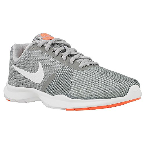 Bijoux Nike Grey para Flex Mujer Interior para Crimson Zapatillas White Cool Deportivas total Grey wolf FxS4x