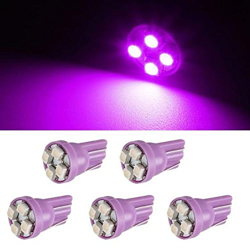 Partsam 5x4 3528 SMD Purple Running Clearance product image