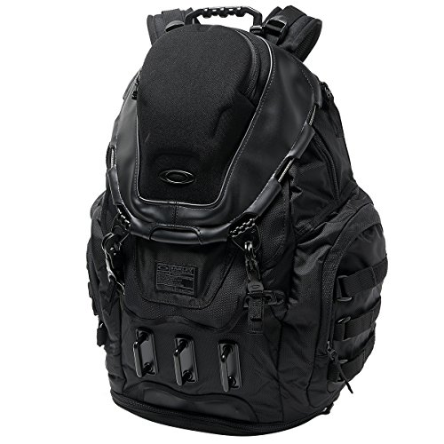 Oakley Men's Kitchen Sink Backpack, Stealth Black, One Size