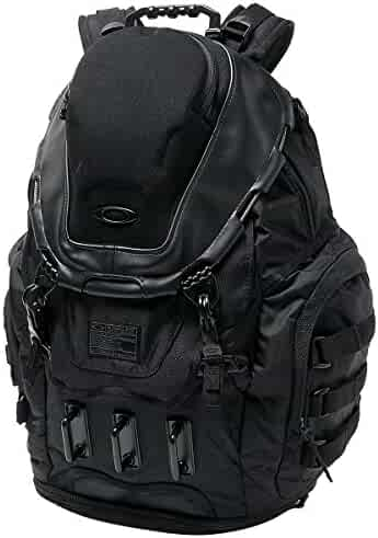 Oakley Men's Kitchen Sink Backpack, stealthblack,  One Size
