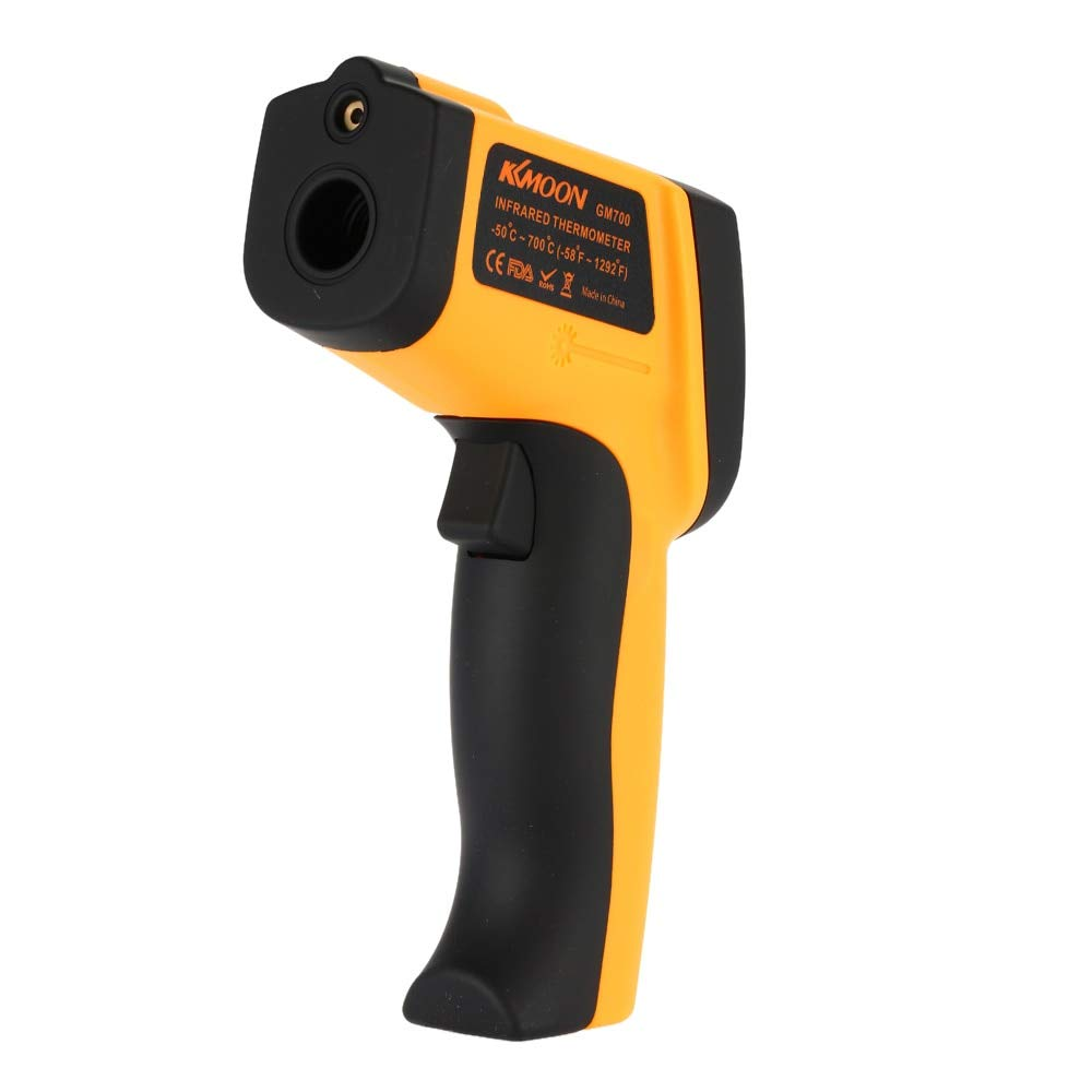 IR Infrared Temperature Tester Thermometer Laser Gun 100% Good Quality New GM700-50-700 Degree 12 : 1 Non-Contact Digital LCD
