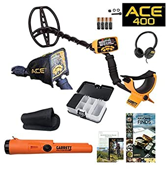 Amazon.com: Garrett Metal Detectors ACE 400 55 Year ...