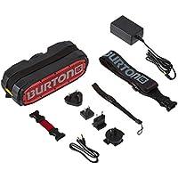 Burton Limited Edition BRAVEN BRV-X Portable Bluetooth Speaker [12 Hours][Waterproof] 5200 mAh Power Bank - Black / Rasta