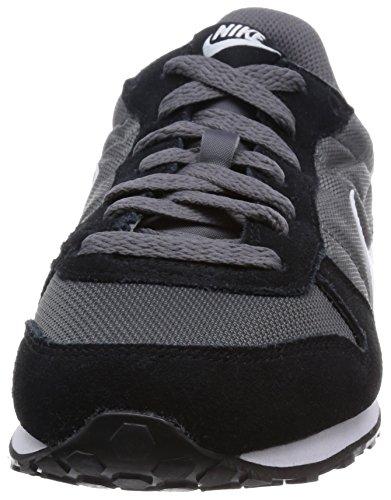 Nike Shox Tlx Mens Löparskor 488313-401 Mörkgrå / Vit-svart