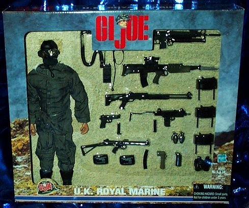 G.I. Joe U.K. Royal Marine 12