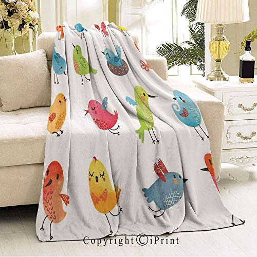 (RWNFA Super Soft Throw Blanket,Living Room/Bedroom Warm Blanket,36