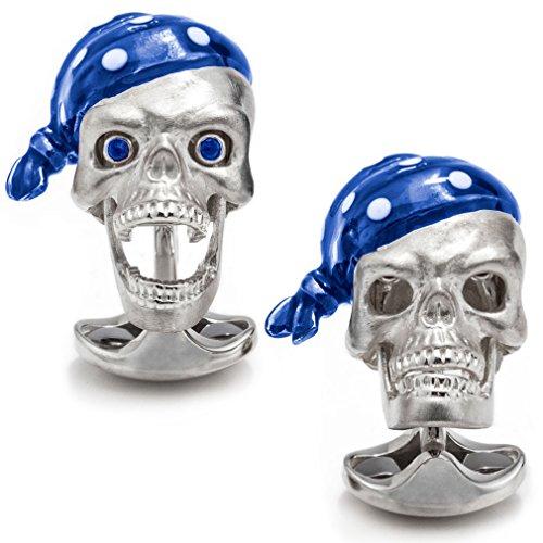 Eye Skull Cufflinks - 4