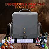 TRAVEASE Travel Bag Compatible with Dungeons and