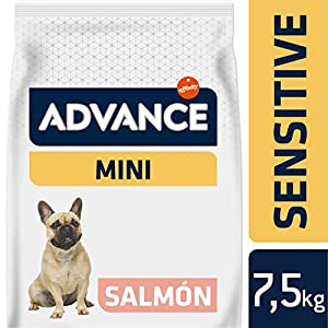 Advance Sensitive Pienso para Perros Mini con Salmón – 7500 gr