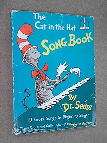 Cat in the Hat Song Book (Son House Guitar)