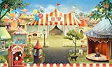 The Jacquie Lawson Circus [Online Code]