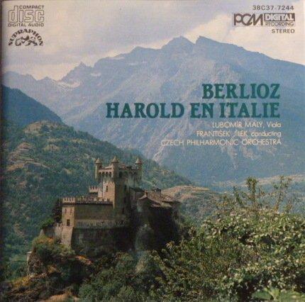 Price comparison product image Berlioz: Harold En Italie,  Op. 16